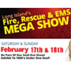 LONG ISLAND MEGA SHOW BOOTH # 414/513
