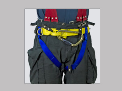 Gemtor 541NYC Class 2 Rescue Harness